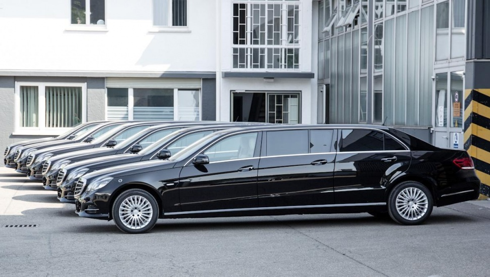 Limo equipment autos post for Mercedes benz rental pittsburgh